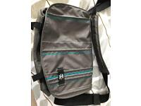 Crumpled Good Booy 15 ins laptop bag