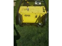 Complete heavy duty commercial Pressure Washer set up