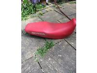 Honda xr125 2004 seat