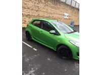 Mazda 2 Sport 1.5 litre NEW ENGINE
