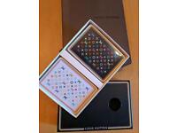 Louis Vuitton Playing Cards ( double set) Genuine Unused