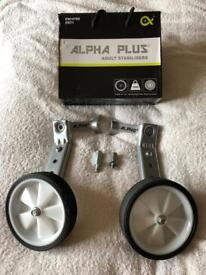 Alpha Adult Bike Stabilisers
