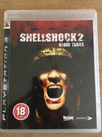 Shellshock 2: Blood Trails PS3 game