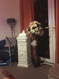 Wedding post box perfect condition