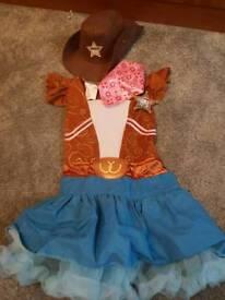 Disney fancy dress costume.