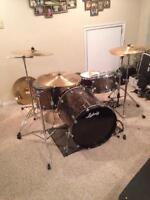 Ludwig Element SE 4 Piece Drumset