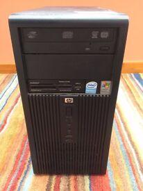 HP dx2300 Desktop PC - Spares or Repairs