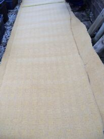 8m carpet, 100% quality wool berber, enough for staircase, hall