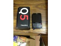 Blackberry Q5 brand new in the box