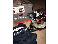 Child's BMX Helmet xxs