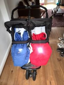 winterbag for push-chair or stroller
