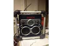 RADIO BOSCH USED