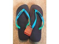 Brand New Men's Havaianas size EUR 47/48 UK12