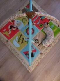 Skip hop baby activity mat