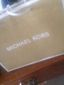 Pink genuine Michael kors bag reduced