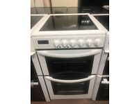 50CM WHITE TRICITY BENDIX ELECTRIC COOKER