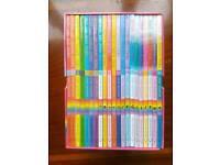 Rainbow fairy book