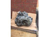 Audi TT mk1 6spd gearbox FMN