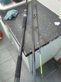 3piece pier /beach rod