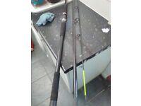 3piece pier /beach rod