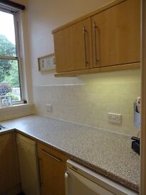 Kitchen units and worktop for free!