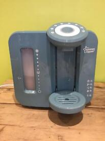 Tommee Tippee perfect prep machine with filter