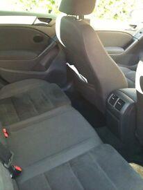 VW Golf GT TSi 2010, 86K, FSH, Very Lovely!