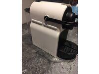 White Krups Nespresso Inissia - Espresso / Coffee Machine