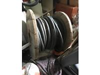 25mm armoured cable 3 core 70 metres plus