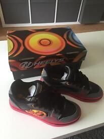 Brand new Heelys size 3 in box