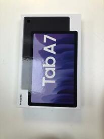 Galaxy tab A7 Brand new