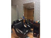 Hair salon things