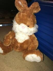 Bunny teddy
