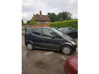 Mercedes A-class 140, SPARES AND REPAIRS