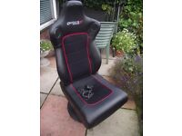RC5 GIO-TECK GAMING CHAIR