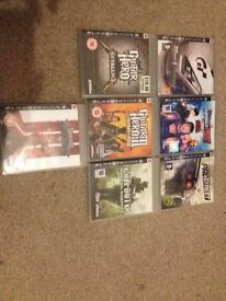 X7 PS3 games £25 Ono for the lot