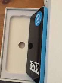 Blue Iphone 5c *Refurbished* £130 UNLOCKED