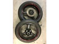 Yamaha R6 wheels