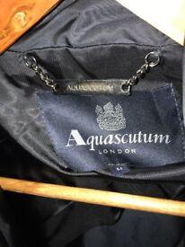 Men's aquascutum jacket as new size 54 medium