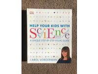 Carol vorderman help your kids with science book