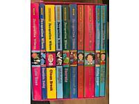 Jaqueline Wilson- box set x 10 books