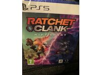 PS5 Ratchet & Clank Game BNWT
