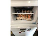 Larder fridge freezer