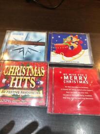 4 Christmas albums including a child's cd