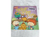 Rugrats - Sight for sore eyes book