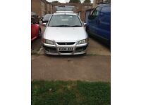 2004 Mitsubishi SpaceStar 1.9d low mileage