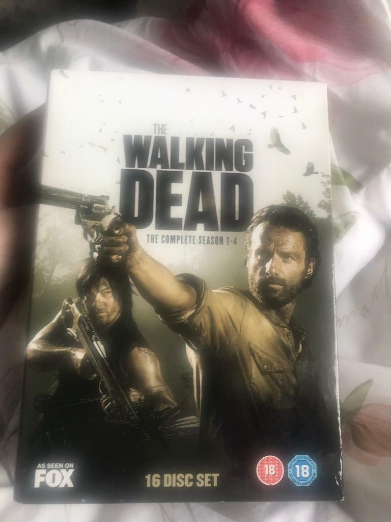 Walking Dead - Season 1-4 | in Sunbury-on-Thames, Surrey ...