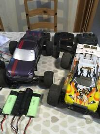 Battery Remote Control Cars