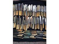 Mixed cutlery, 73 pieces