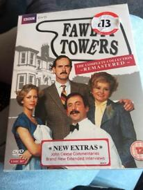Fawlty Towers dvd boxset